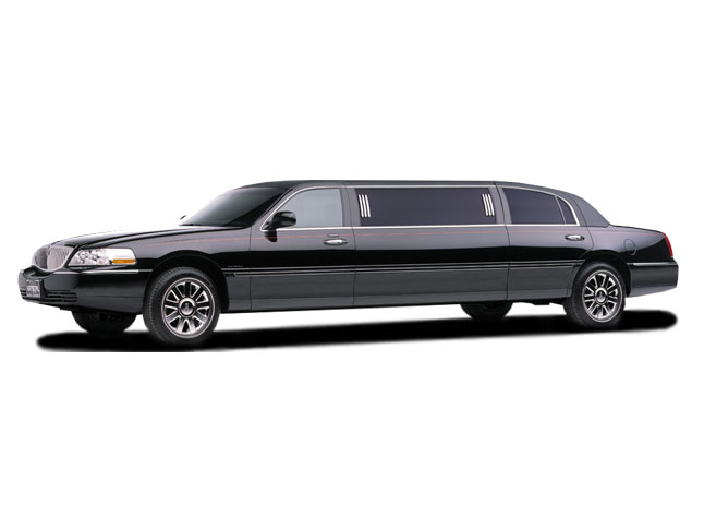 stretch limo sfo